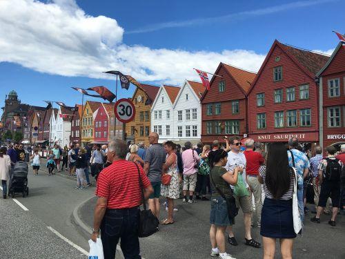 bergen market fish