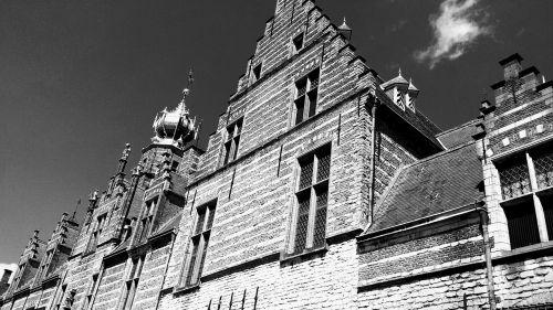 bergen op zoom netherlands architecture
