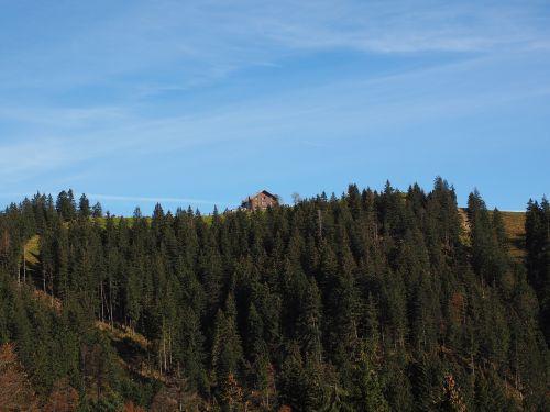berghotel napf bowl mountain