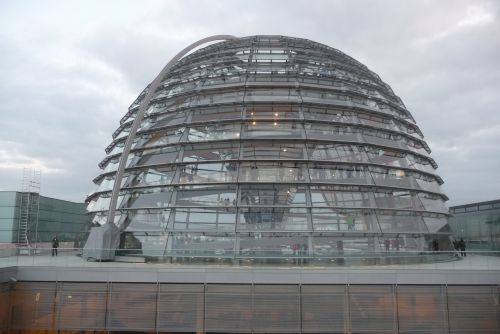 berlin bundestag center