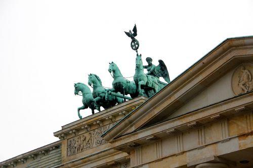 berlin brandenburg gate quadriga