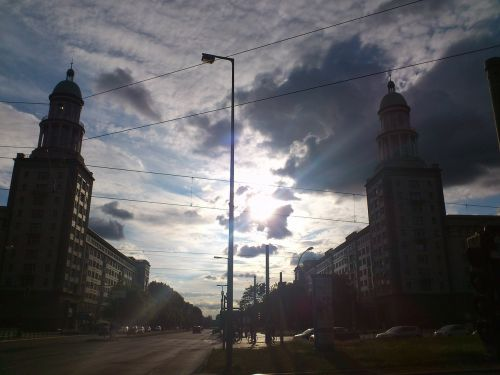 Berlynas,frankfurter tor,friedrichshain,ex gdr,Karl Marx alėja,Rytų Berlynas,kapitalas,Vokietija