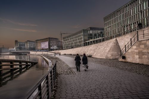 berlin spree government district