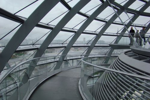 berlin bundestag dome