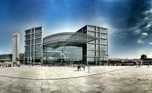 berlin germany central station