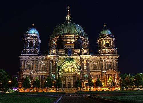berlin berlin cathedral capital