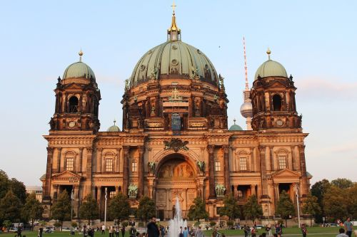 berlin berlin cathedral city