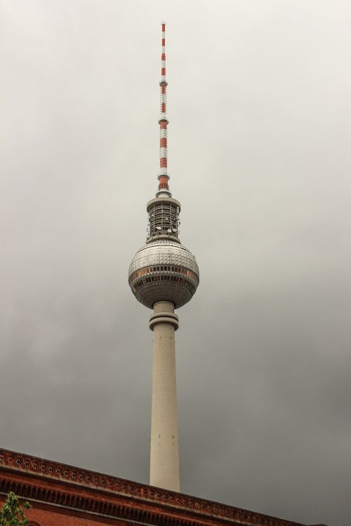 berlin alex tv tower