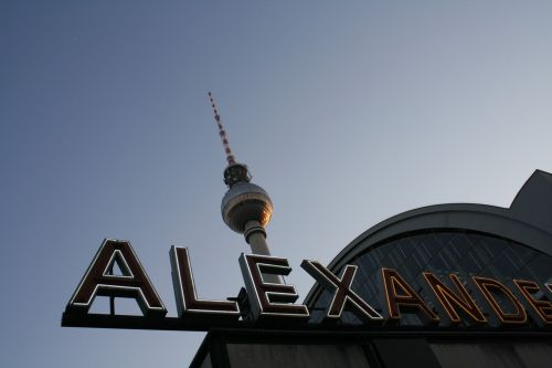 berlin alexanderplatz germany