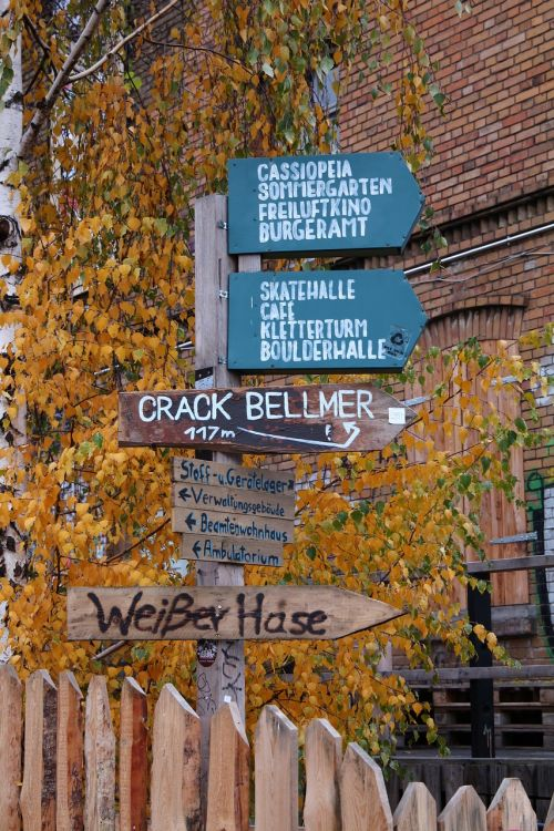 berlin directory directions