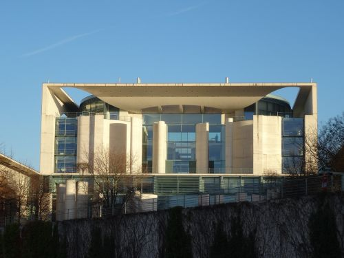 berlin chancellery places of interest
