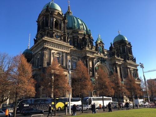 berlin sightseeing historical