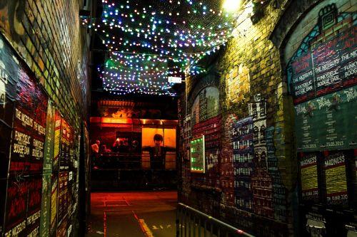 berlin alley lights