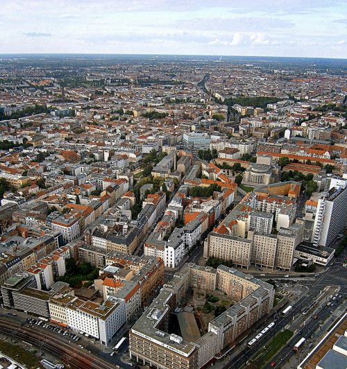 berlin city big city