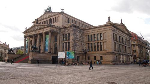 Berlynas,verta aplankyti,koncertų salė