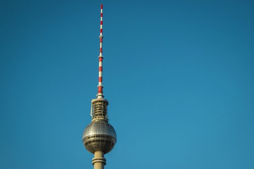 berlin tv tower alexanderplatz