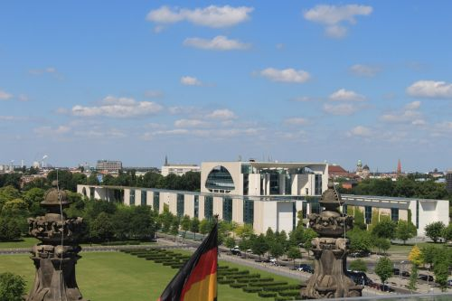 berlin chancellery merkel
