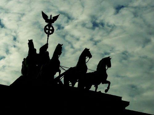 berlin landmark sky