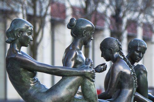 berlin sculpture wilfried fritz reiter