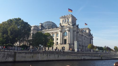 berlin bundestag spree