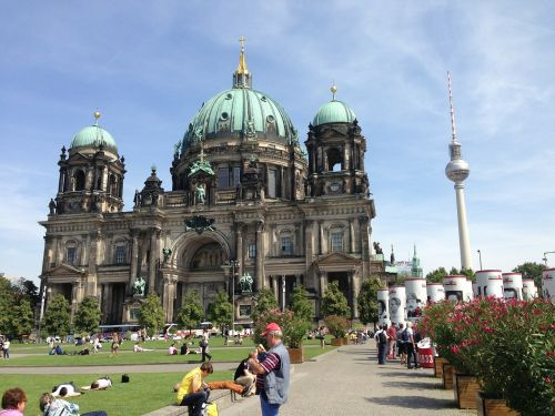 berlin berlin cathedral church