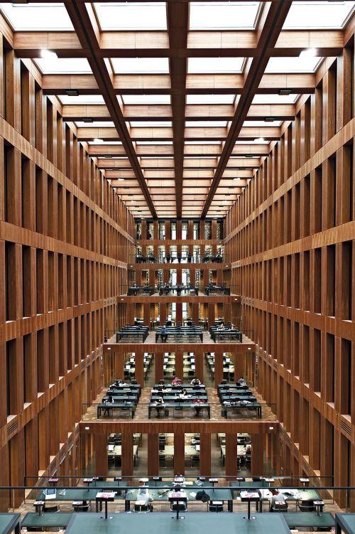 berlin grimm library building