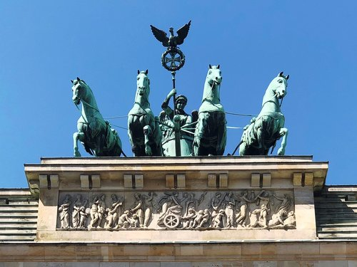 berlin  brandenburg gate  germany