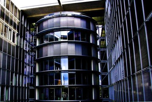 berlin  bundestag  offices