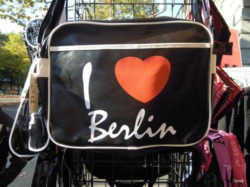 berlin bag souvenir