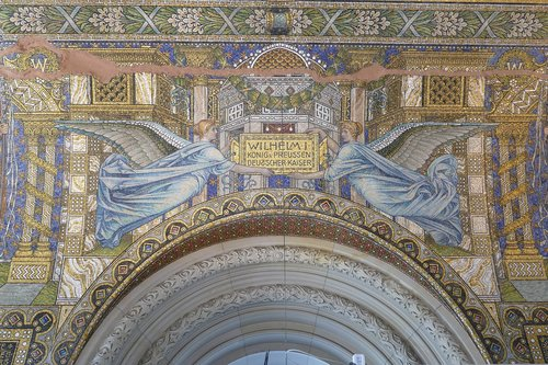 berlin  mosaic  image