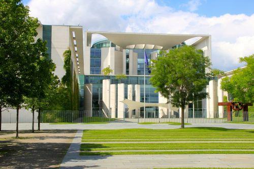 berlin chancellery space