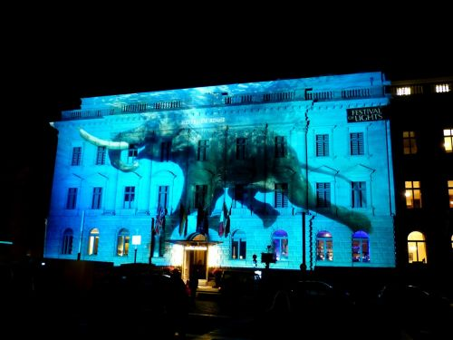 berlin image night