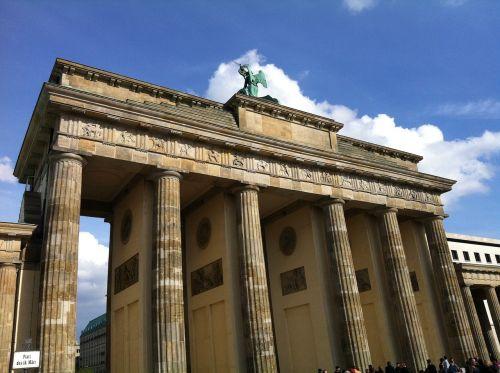 berlin brandenburg gate landmark