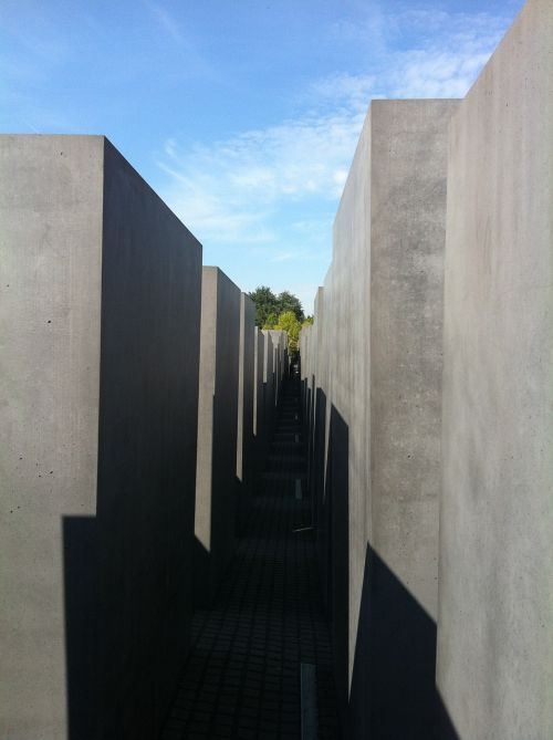 berlin holocaust monument