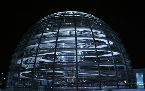 berlin glass dome bundestag