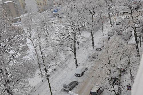 berlin winter snow