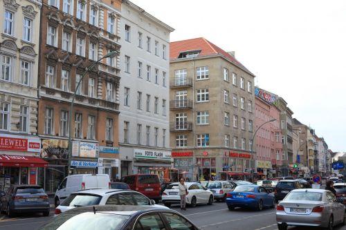 berlin street germany