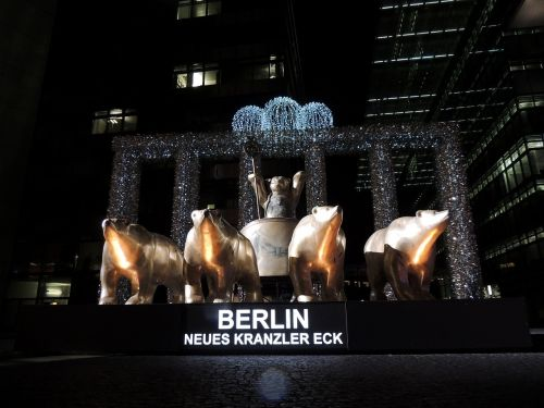 berlin night city of lights