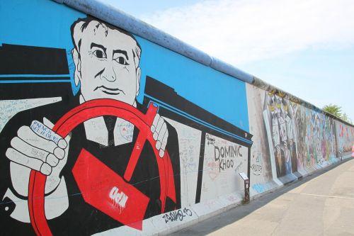 berlin wall ddr wall