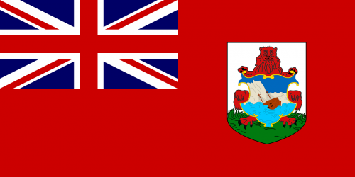 bermuda flag official