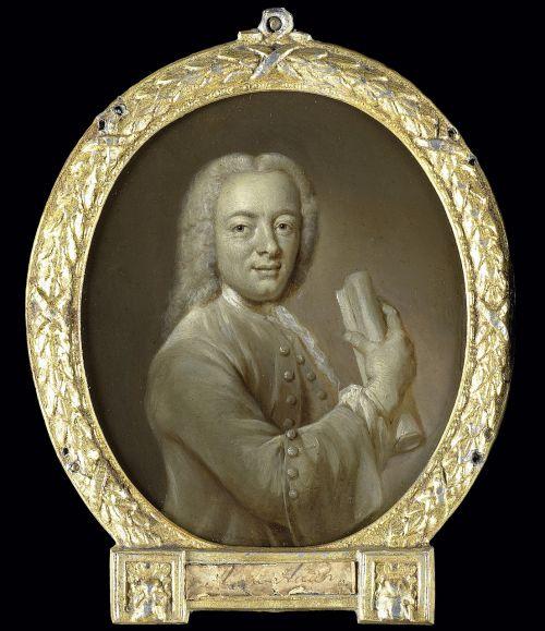 bernardus de bosch poet portrait