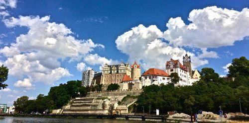 bernburg castle saxony-anhalt