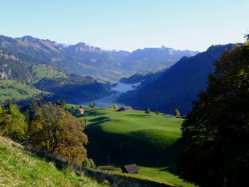 bernese oberland alpine switzerland