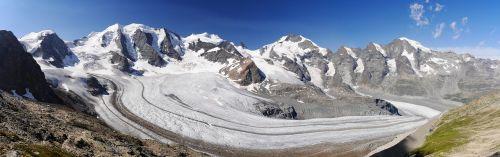 bernina-panorama rhätikon graubünden