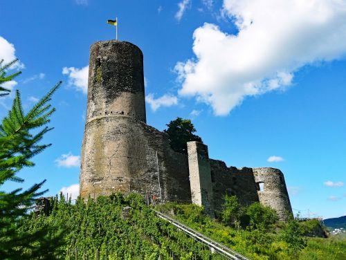 bernkastel castle landshut