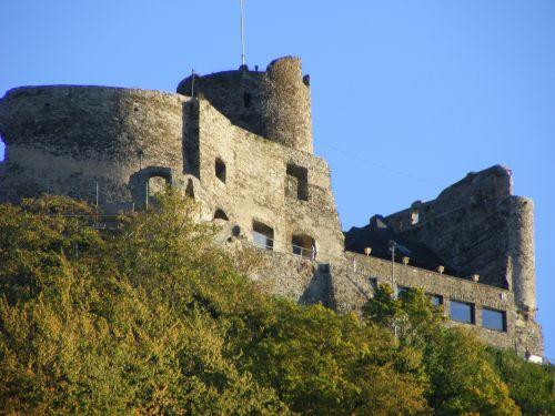 bernkastel germany castle