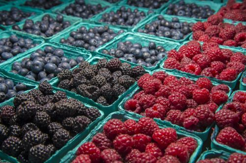 Berry Colorful