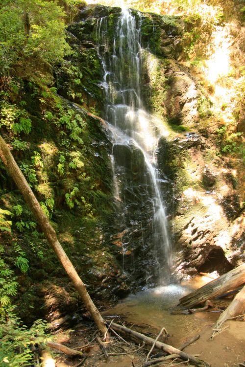 Berry Creek Falls Yosemite
