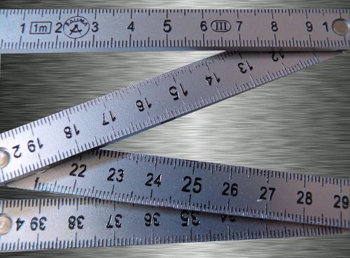 bers scale measure unit of measure