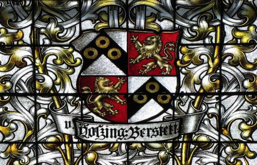 berstett protestant church stained glass